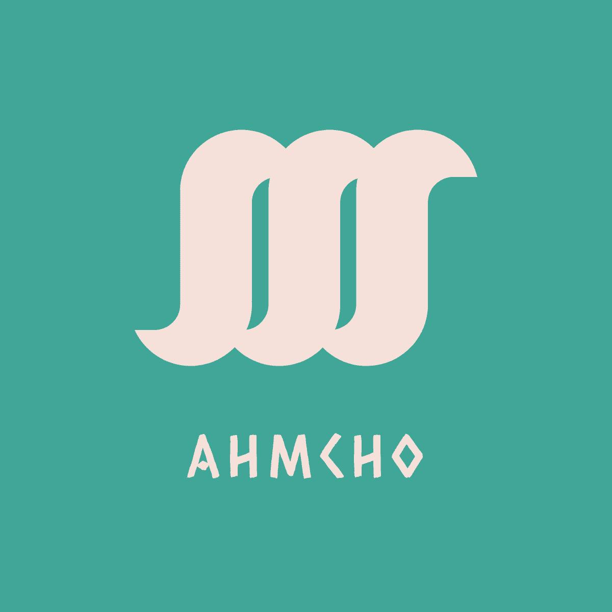 AhmCho website logo